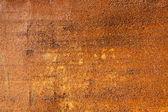 生锈的铁纹理 — 图库照片