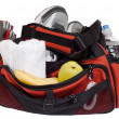 Royalty-Free Stock Photo: Gym Bag
