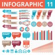 Infographic Elements 11 — Stock Vector