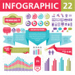 infographic elements 22 — Stock Vector