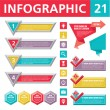 Infographic Elements 21 - Stock Vector