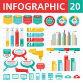 Infographic Elements 20 — Stock Vector