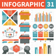 infographic elements 31 — Stock Vector