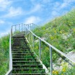 Stairway to sky — Stock Photo