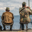 Fishermen — Stock Photo