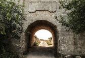 The Yeni-Kale fortress — Stock Photo