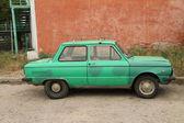 Zaporozhets car — Stock Photo