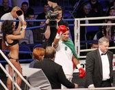 Roy Jones vs Zine Eddine — Stockfoto