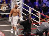 Roy Jones vs Zine Eddine — Stok fotoğraf