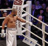Roy Jones vs Zine Eddine — Stock Photo