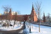 Torre del Cremlino di Mosca — Foto Stock