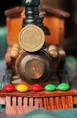 Train candy — Stock fotografie
