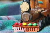 Train candy — Foto de Stock