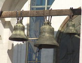 The bell tower — Stock Photo