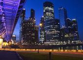 街の灯to světla — ストック写真