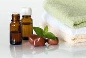 Aromatic oil — Stock Photo