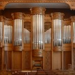 Organ hall — Stock Photo