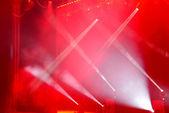 Concert stage — Stock Photo