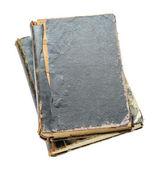 两个古代书籍 — 图库照片