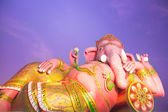 Ganesh blessed — Stock Photo