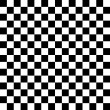 Checkered background — Stock Photo