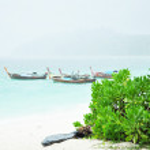 Seashore scenery — Stock Photo
