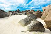 Beautiful seashore — Stock Photo