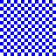 Blue checkered abstract  background — 图库照片