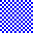 Blue checkered abstract  background — Stock Photo
