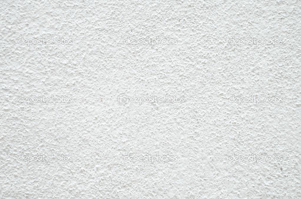 배경으로 거친 흰 콘크리트 벽 텍스처 — 스톡 사진 © kritchanut ...