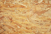Recycled plywood board texture as background — Stock Photo
