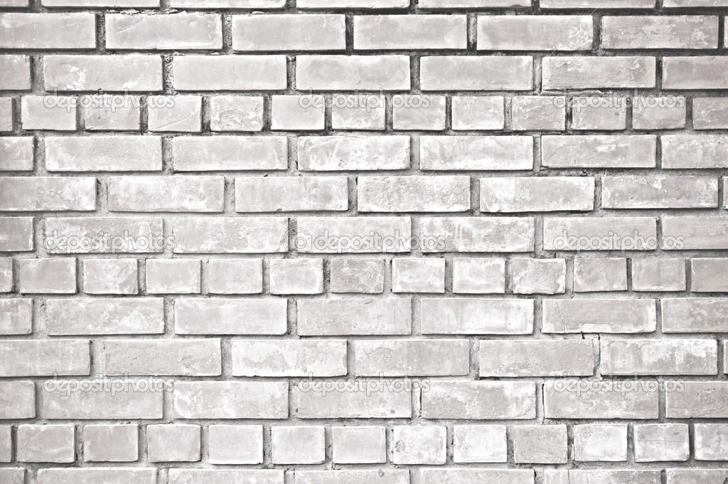 Texture de mur de brique gris blanc photographie Mur de brique gris