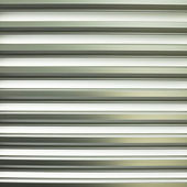 Pattern of metal slat — Stock Photo