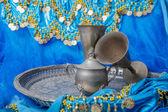 Arabische cups — Stockfoto