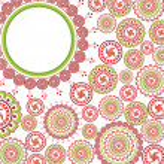 Seamless pattern vintage — Stock Vector