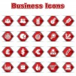 Stockvector : Set of Business Icons