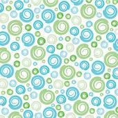 Abstract swirl pattern — Stock Vector