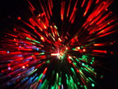 Abstract lights 25 — Stock Photo