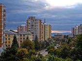 Paisaje urbano — Foto de Stock