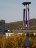 Wind chimes — Stock Photo
