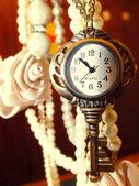 El tiempo es la clave — Foto de Stock