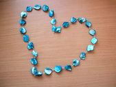 真珠のような心 — ストック写真