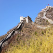 Stock Photo: Great Wall of Huanghuacheng