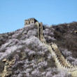 Great Wall of Huanghuacheng - Stock Photo