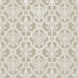 Seamless pattern background.Damask wallpaper. — Imagen vectorial