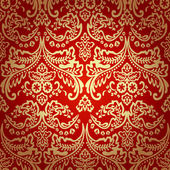 Seamless pattern in mosaic ethnic style. — Stock Vector