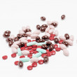Medicine pills — Stock Photo
