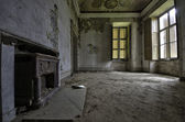 Old room abandoned — Stock Photo