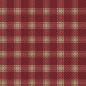 Seamless tartan plaid texture — Stock Vector