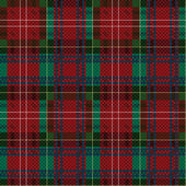 Seamless tartan plaid pattern — Stock Vector